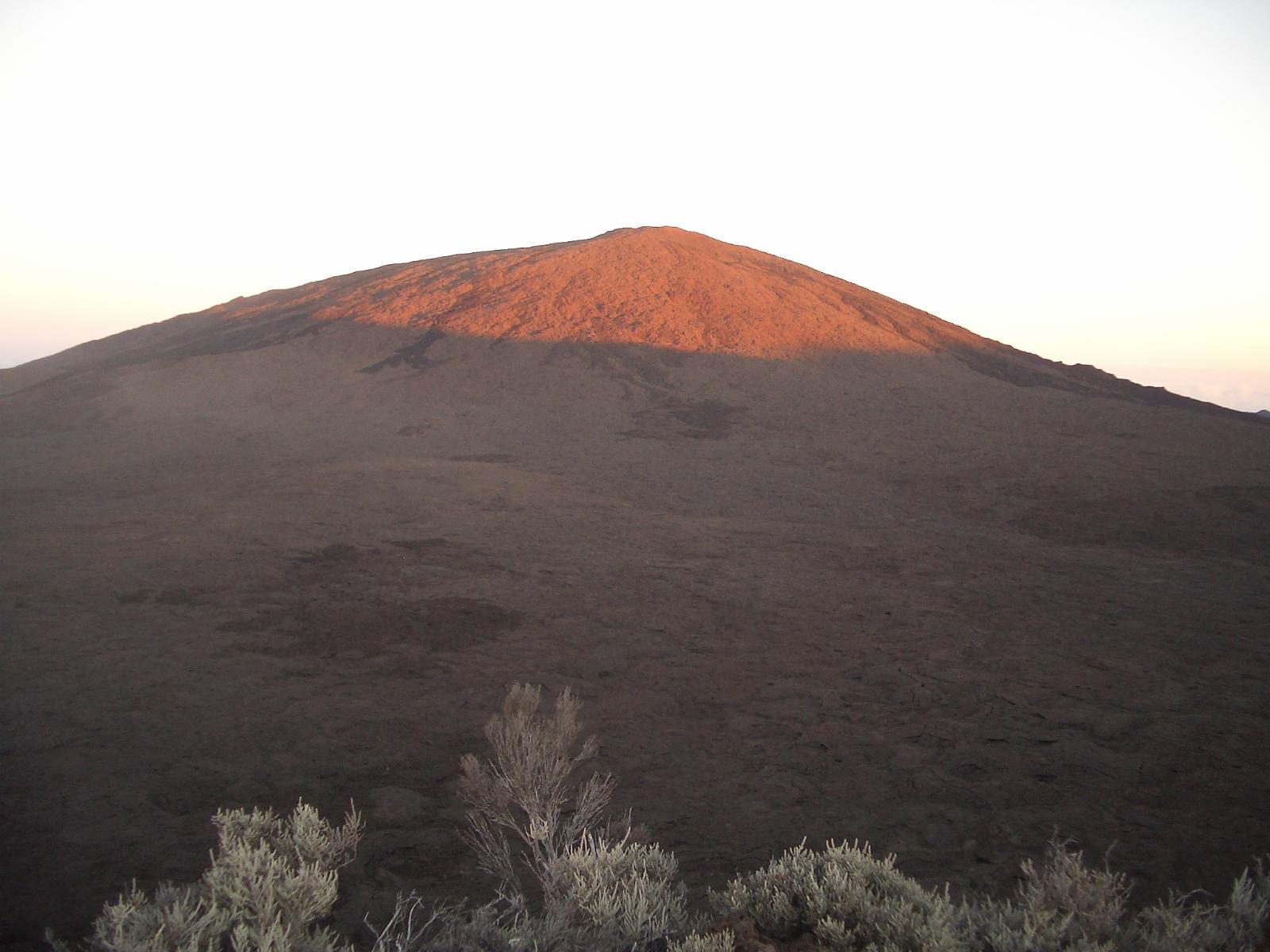 Der Vulkan!